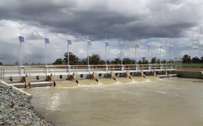 潞碧垦水利参与澳大利亚粮食基地的输水变革项目