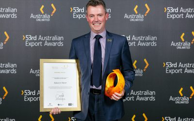 Rubicon wins national export award