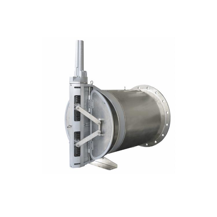 High flow pipe meter installed in Australia