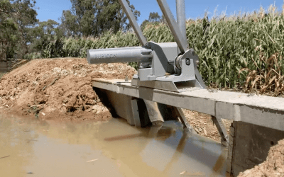 What is high-performance surface irrigation?