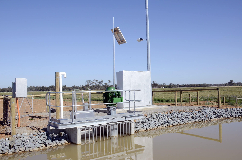 Low Energy Pipeline Pump Solution