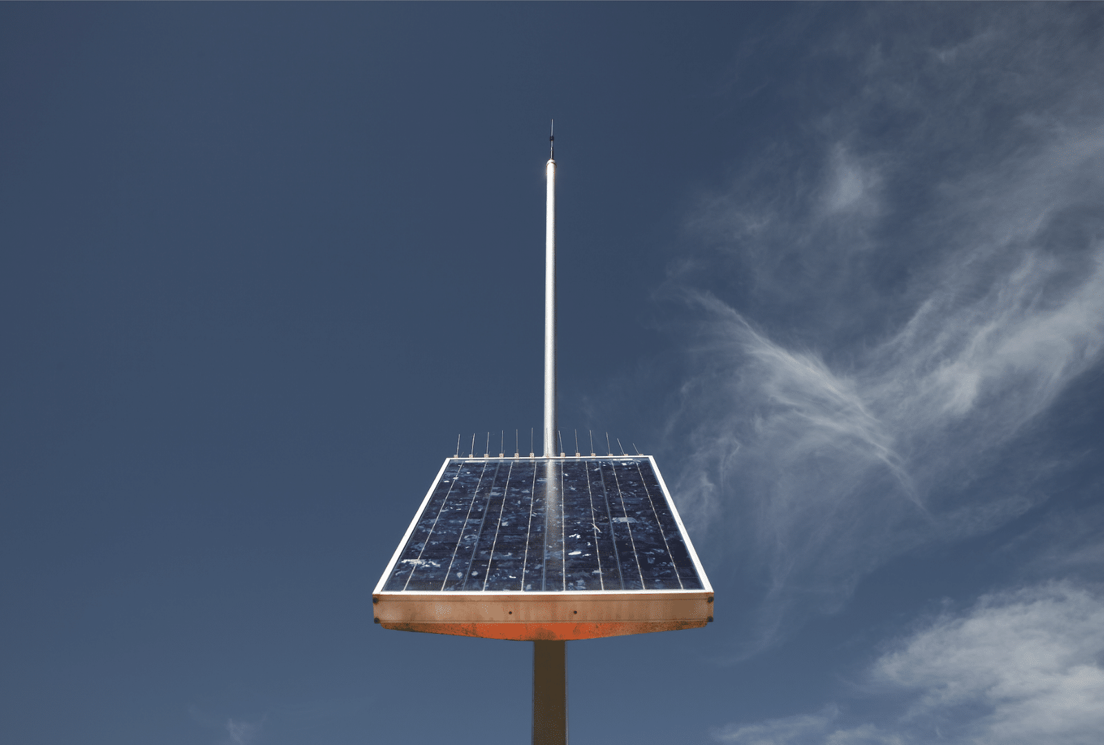 Rubicon Solar Panel to Control Irrigation Gates