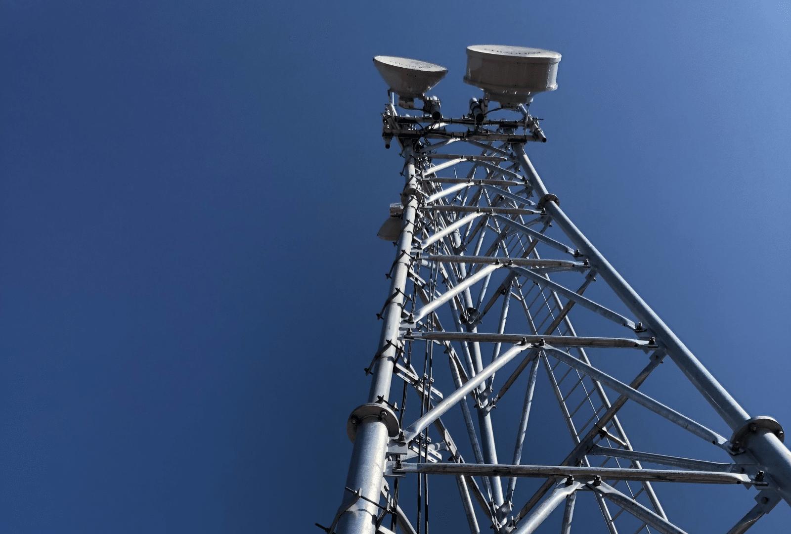 Communications Radio Repeater Node